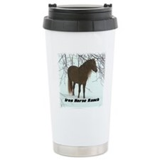 frostrees Iron Horse Ra Travel Coffee Mug