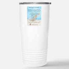 amy_mousepad Travel Mug