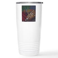 SilentNight-Raven2squar Travel Mug