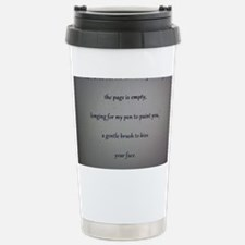 Paint you Stainless Steel Travel Mug