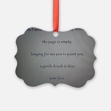 Paint you Ornament