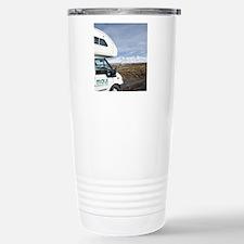 Rangipo Desert and Mt R Stainless Steel Travel Mug