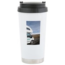 Rangipo Desert and Mt R Travel Mug