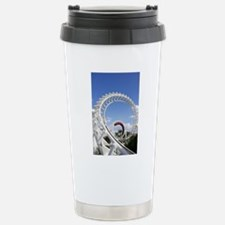 Rollercoaster, Sea Worl Stainless Steel Travel Mug