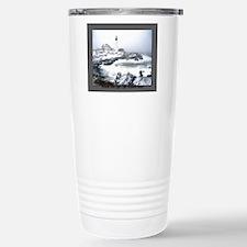 portlandheadlight Stainless Steel Travel Mug