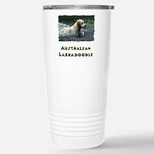 Labradoodle shirt Travel Mug