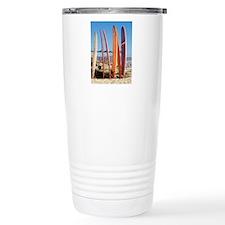 Cerritos Beach Travel Mug