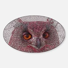 Ethereal Owl Decal