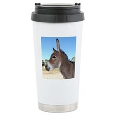 Miniature Donkey Travel Mug