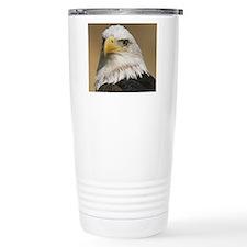 Eagle mousepad Travel Mug