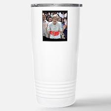 At last round2 Travel Mug