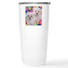 bishonFB pillow Travel Mug