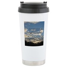 psalm23button Travel Mug