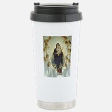 Bouguereau Art calendar Travel Mug
