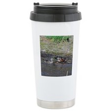 11x11_pillow 2 Travel Mug