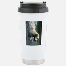 labradoodle ipad Travel Mug