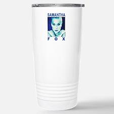 sam fox t-shirt design  Travel Mug