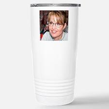 Sarah Palin in Kuwait t Travel Mug