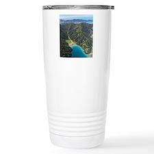 New Zealand - aerialbor Travel Coffee Mug