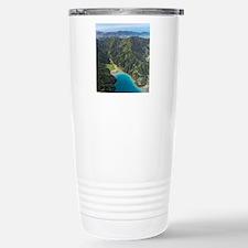 New Zealand - aerialbor Travel Mug