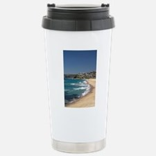 Bar Beach and Mereweath Travel Mug