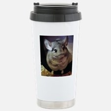 CJ on wheel - 3x3 - 200 Travel Mug