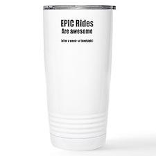 EPIC Rides are Awesome Travel Mug
