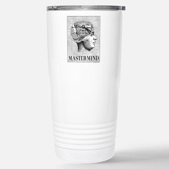 mastermind Stainless Steel Travel Mug