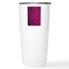 Hot Pink Leopard 460_ip Travel Mug