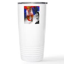 TeslaShirt Thermos Mug