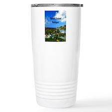 Nelsons Dockyard Antigu Travel Mug