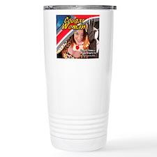Cougar Woman Travel Mug