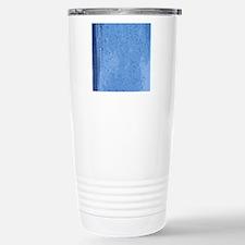 DenimBWet12sq Stainless Steel Travel Mug