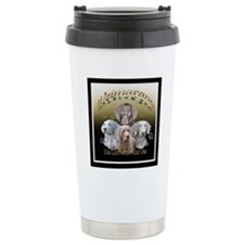 Weimaraner Cant Have Ju Travel Mug