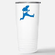 iUke Blue Stainless Steel Travel Mug
