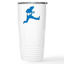 iUke Blue Travel Mug