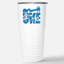 UKE Blue Travel Mug