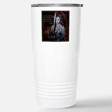 Warrioress Stainless Steel Travel Mug