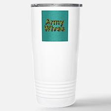 armywivessq Stainless Steel Travel Mug