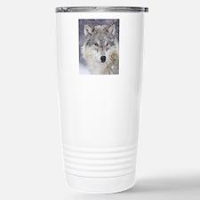 ms  Wolf Stainless Steel Travel Mug