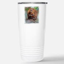 Beaver cp Stainless Steel Travel Mug