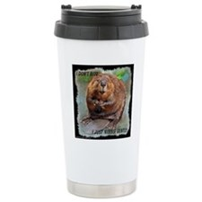 Beaver 2 bb cp Travel Mug