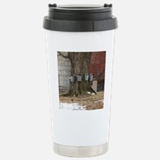 Maple Sap Time Stainless Steel Travel Mug