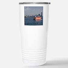 (14) Staten Island Ferr Travel Mug