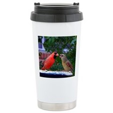 LoveBirdsMP Travel Coffee Mug