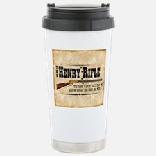 henry_mouse Stainless Steel Travel Mug