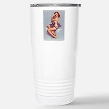elvgren roxanne small p Travel Mug