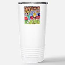 tennis plus apparel Stainless Steel Travel Mug