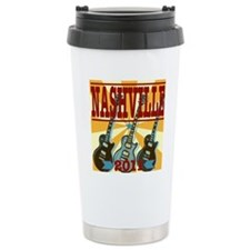 Nashville 2011 Travel Mug