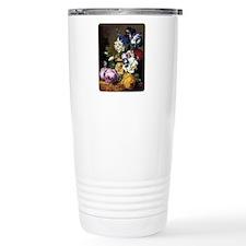 IPAD 2 FEB FA FLORAL ST Travel Coffee Mug